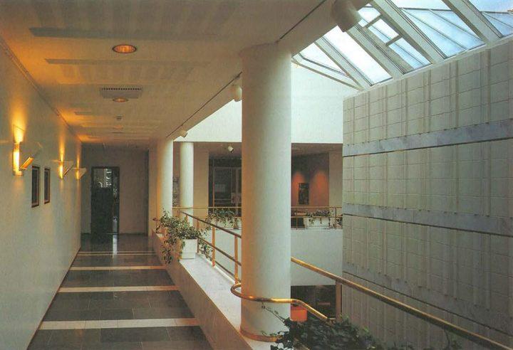 Corridor, Kaukametsä Cultural Centre