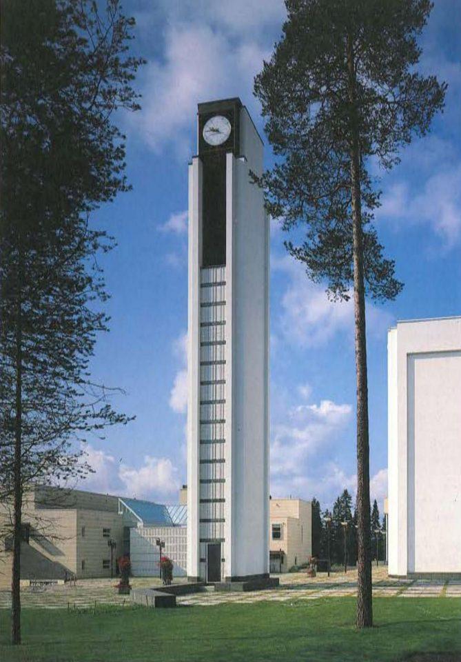 Tower, Kaukametsä Cultural Centre
