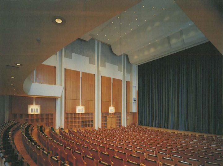 Theatre, Kaukametsä Cultural Centre