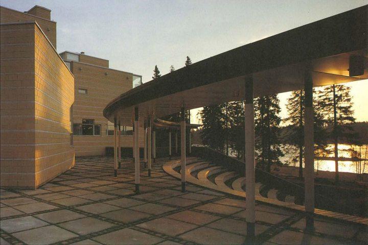 Open air theatre, Kaukametsä Cultural Centre