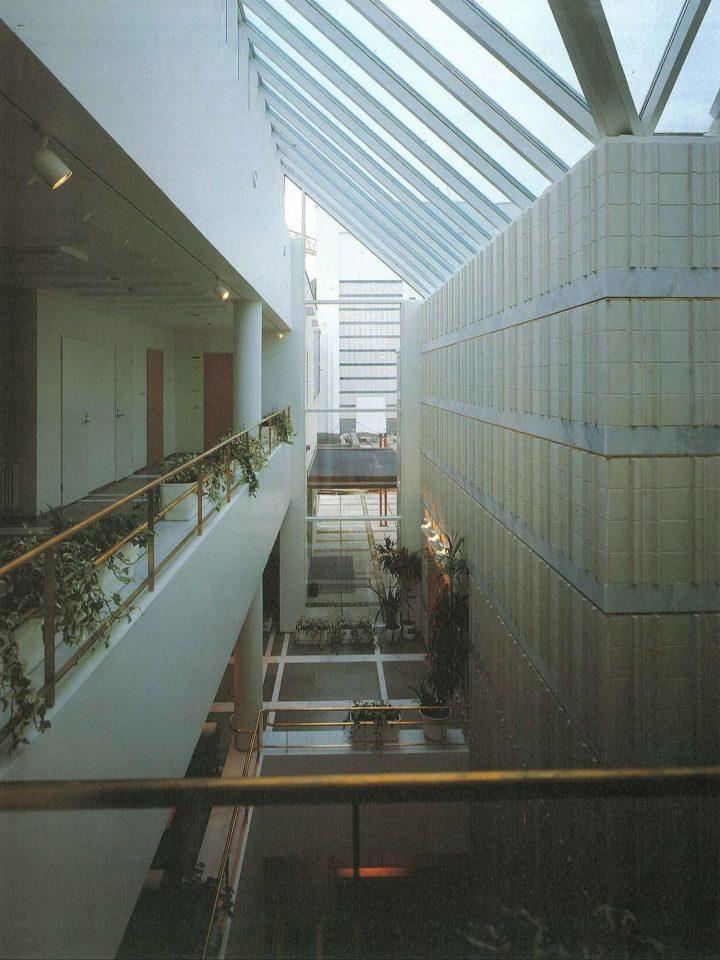 Lobby, Kaukametsä Cultural Centre