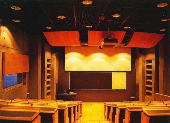 Auditorium, Kankaanpää Art School