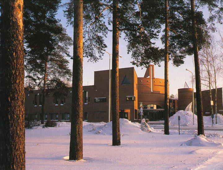 Street view, Kankaanpää Public Office Centre
