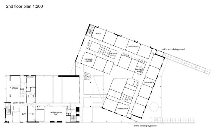 1st floor, Kannisto Community Centre
