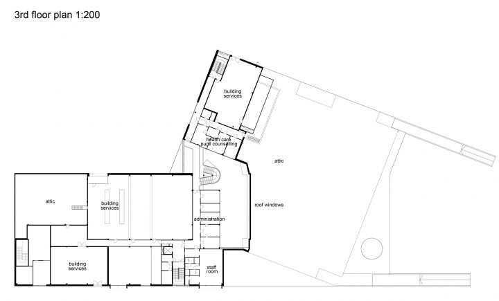 2nd floor, Kannisto Community Centre