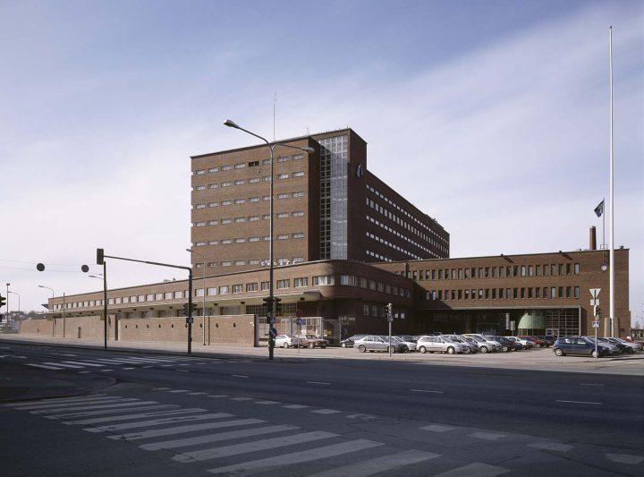 View from Porkkalankatu in 2001, Helsinki Court of Appeal