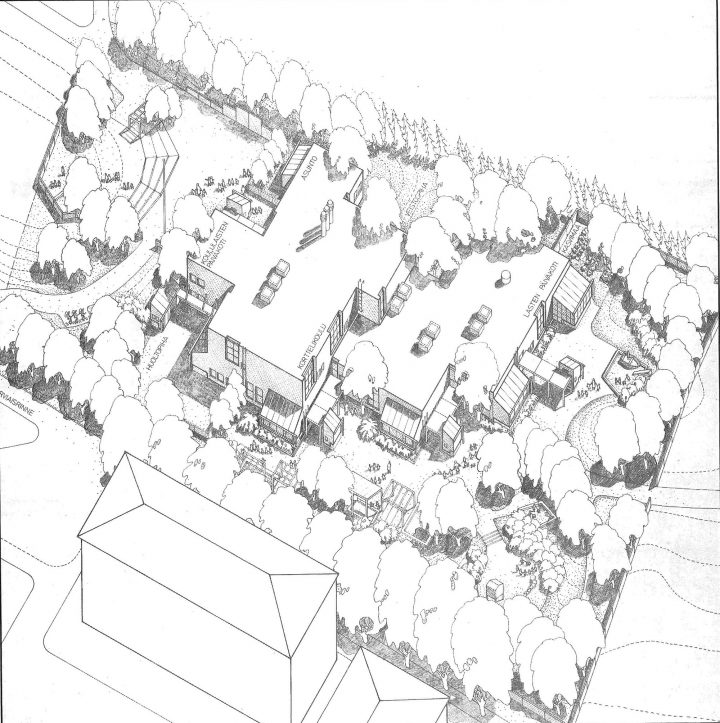 Perspective plan, Karviaistie Daycare Centre and School