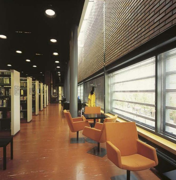 1st floor, Kerava City Library