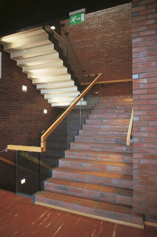 Staircase, Kerava City Library