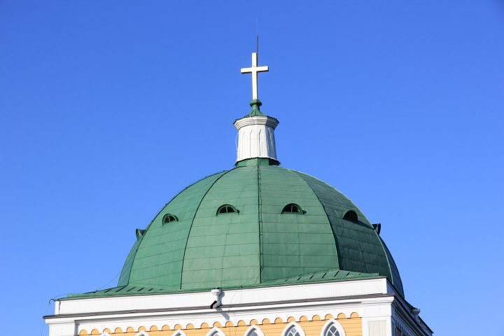 Dome, Kerimäki Wooden Church
