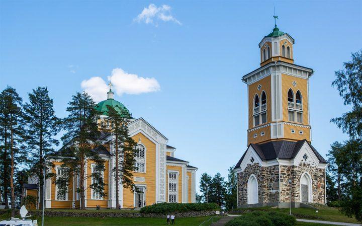 Kerimäki Wooden Church
