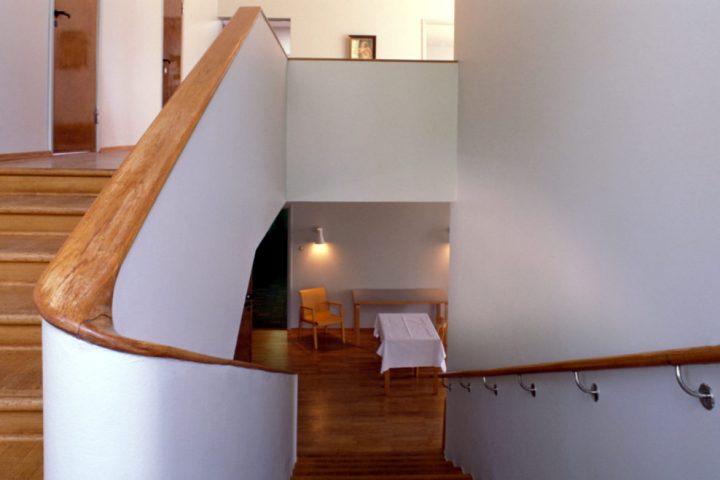 Staircase, Kantola House