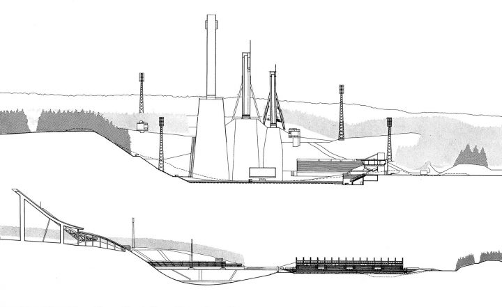 Perspective plan, Lahti Stadium
