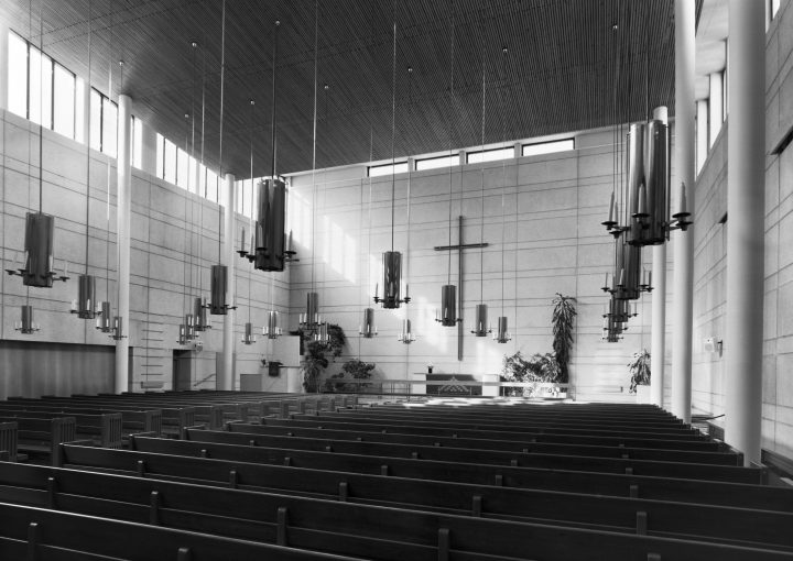 Assembly hall, Lauttasaari Church