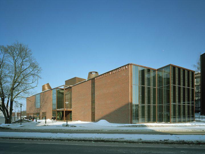 Lohja Main Library