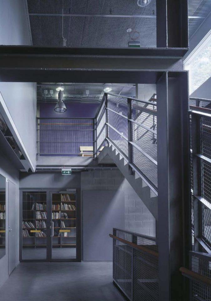 Stairway, Mestari Daycare Centre