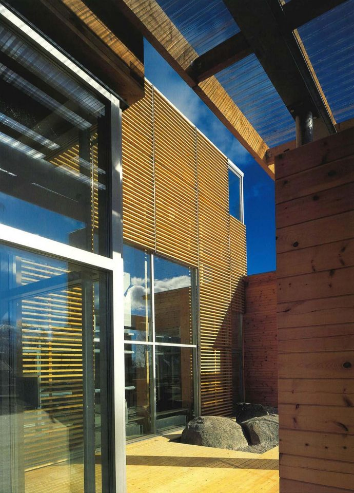 Entrance terrace , Misteli Daycare Centre