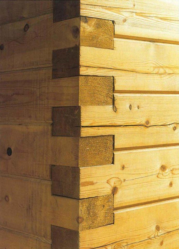 Timber joint, Misteli Daycare Centre