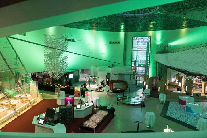 Main exhibition hall, Finnish Science Centre Heureka