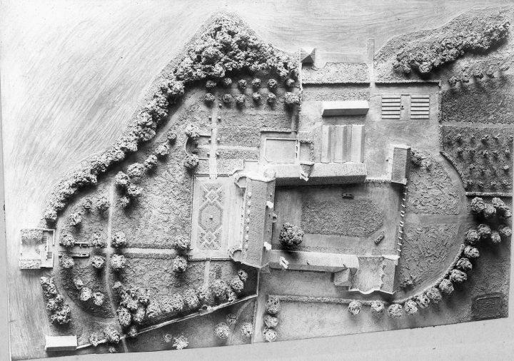 Scale model, Vanaja Mansion