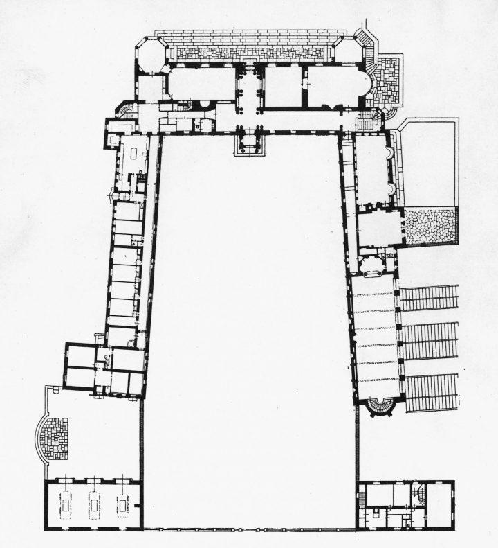 Floorplan, Vanaja Mansion