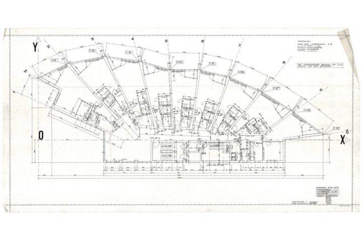 Plan, Aalto-Hochhaus