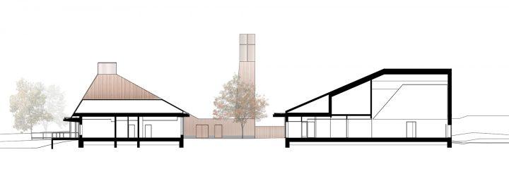 Section, Suvela Chapel