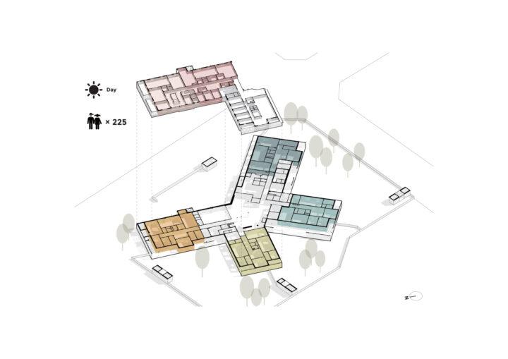 Floorplan, Taika Kindergarten