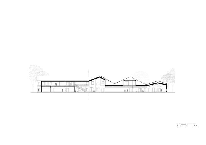 Section, Taika Kindergarten