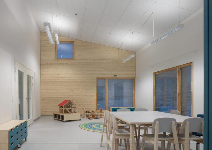 Group room, Taika Kindergarten