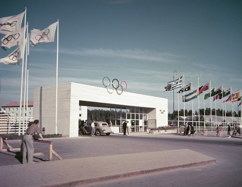 Helsinki Olympialaiset
