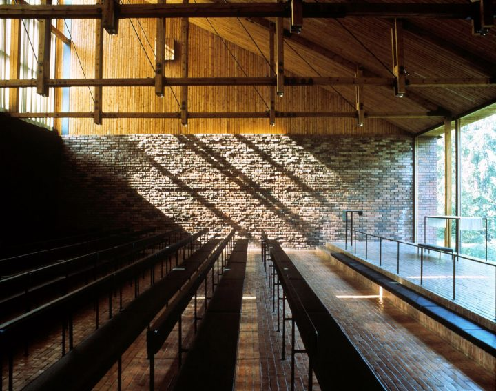 Church hall, Otaniemi Chapel