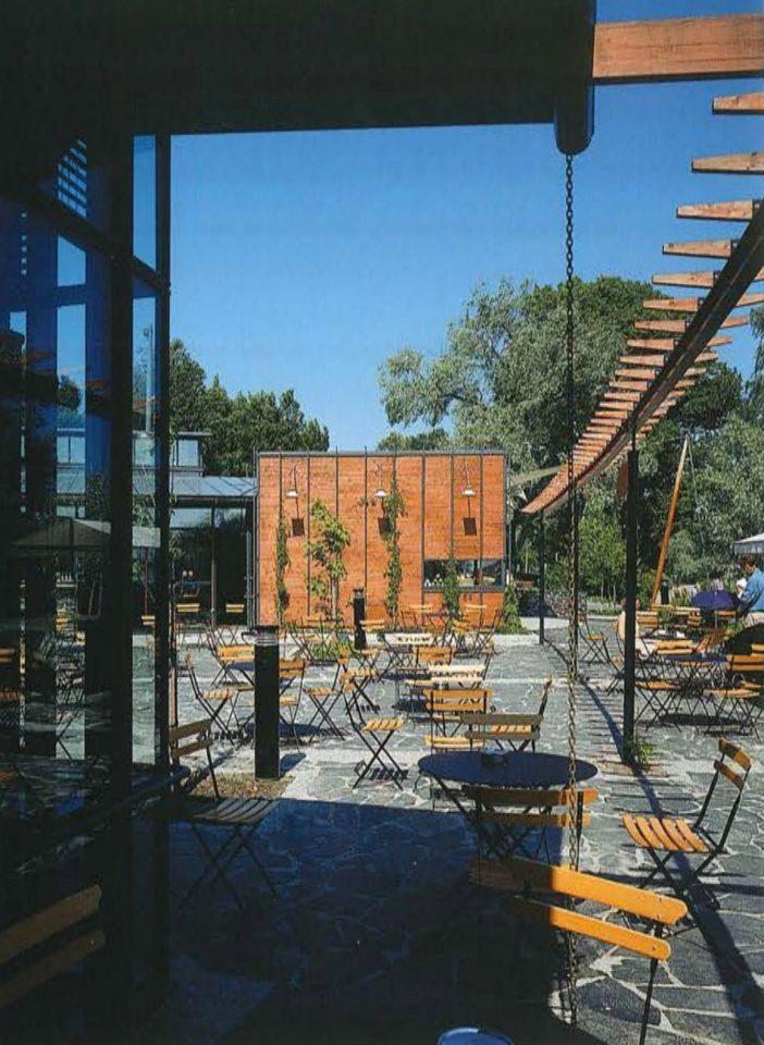 Terrace, Restaurant Töölönranta