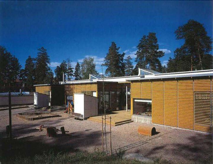 Playground, Ruokopilli Daycare Centre