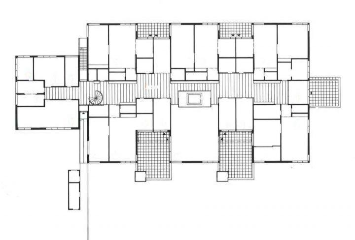 Floor plan, Ruokopilli Daycare Centre