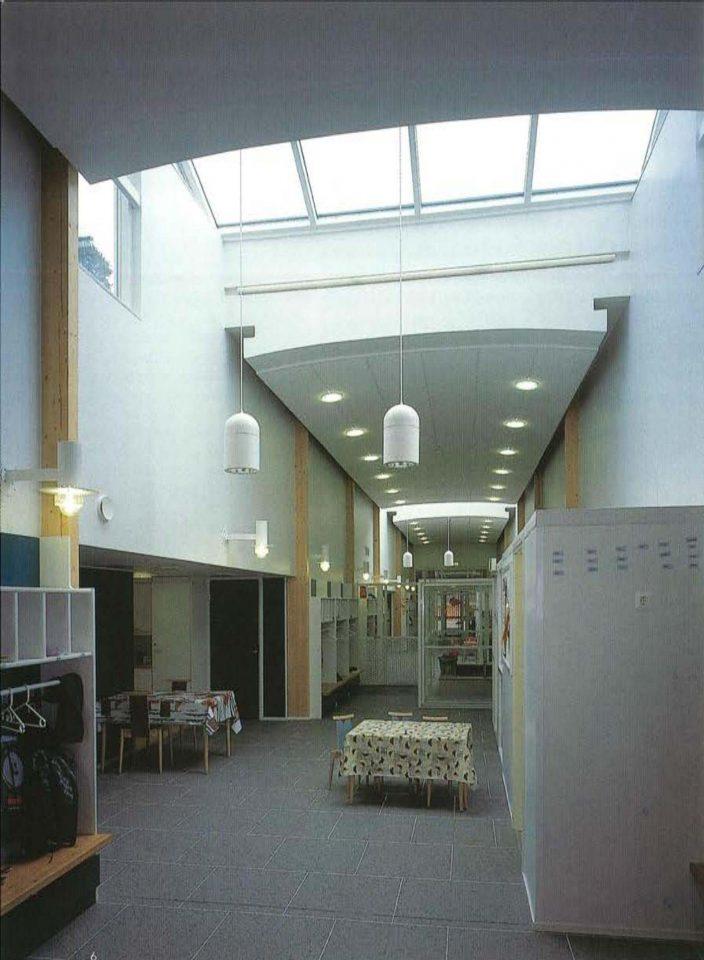Inner street, Ruokopilli Daycare Centre