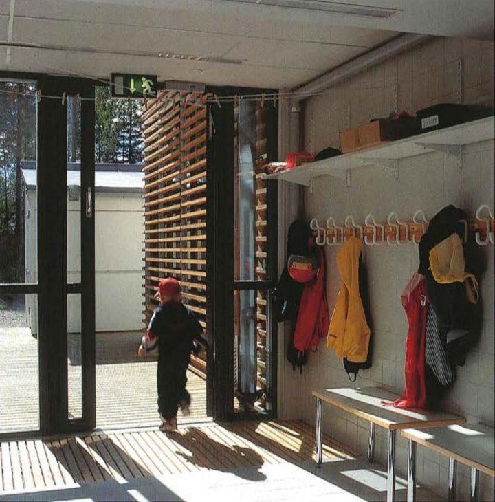 Hallway, Ruokopilli Daycare Centre