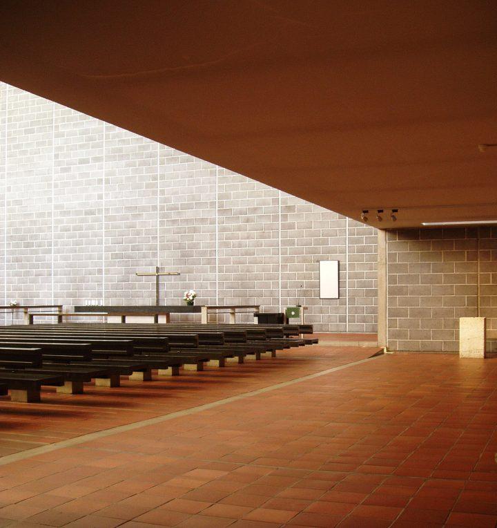 Assembly hall, Tapiola Church