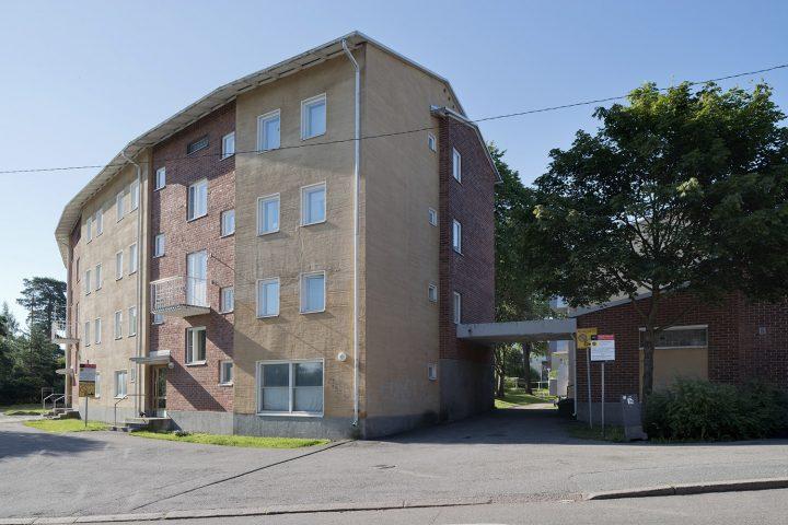 Paanutie 10, Sahanmäki Residential Area