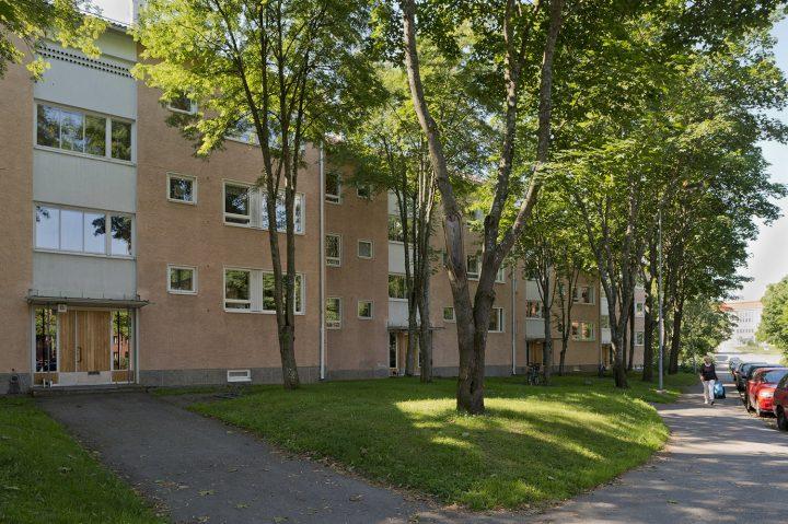 Maunulanmäki 3 , Sahanmäki Residential Area