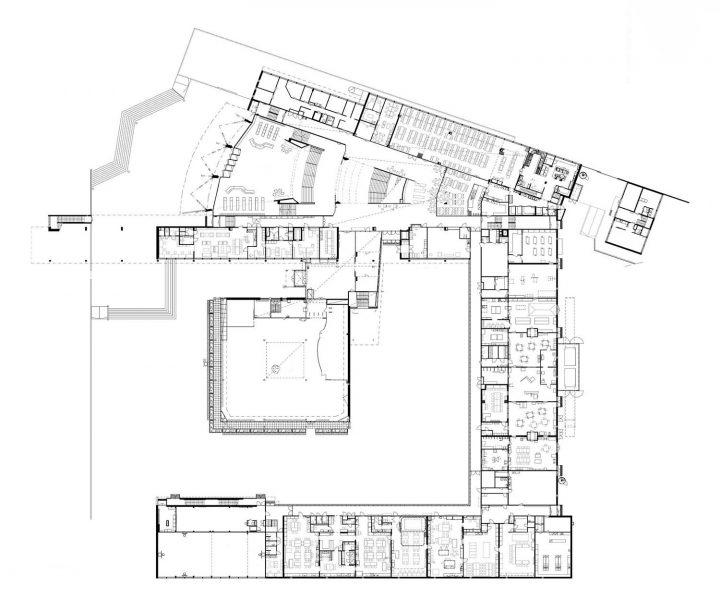 Ground floor, Sampola