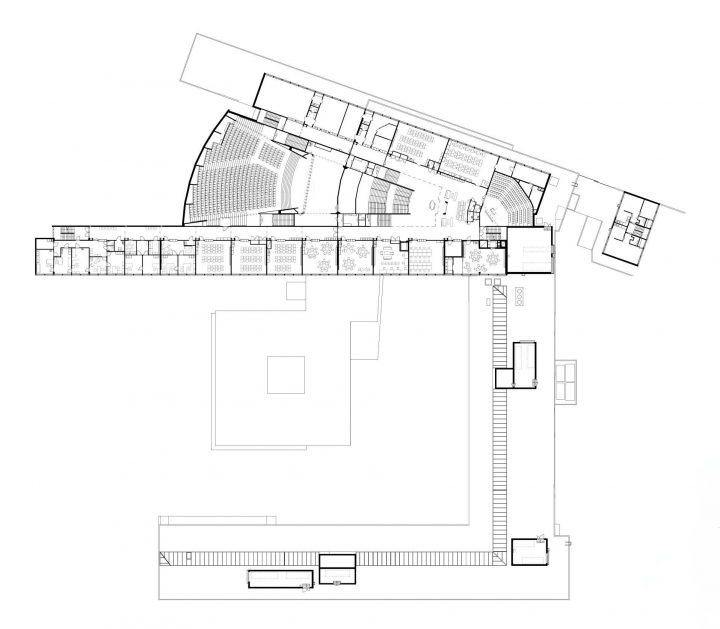 1st floor, Sampola
