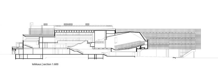 Section plan, Sampola