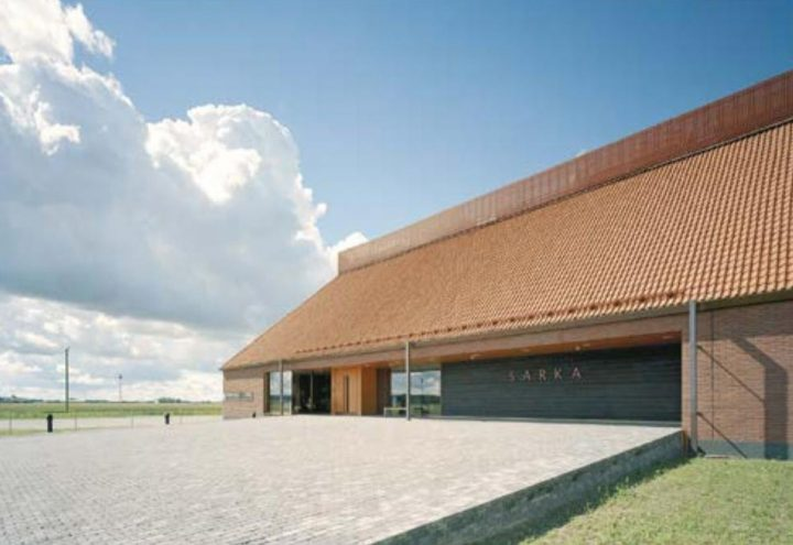 East elevation, Sarka Finnish Museum of Agriculture