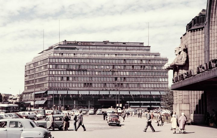 Sokos in the 1960s, Sokos Department Store