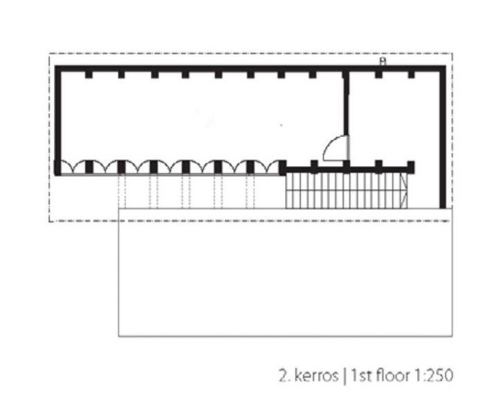 1st floor, Sra Pou Vocational School