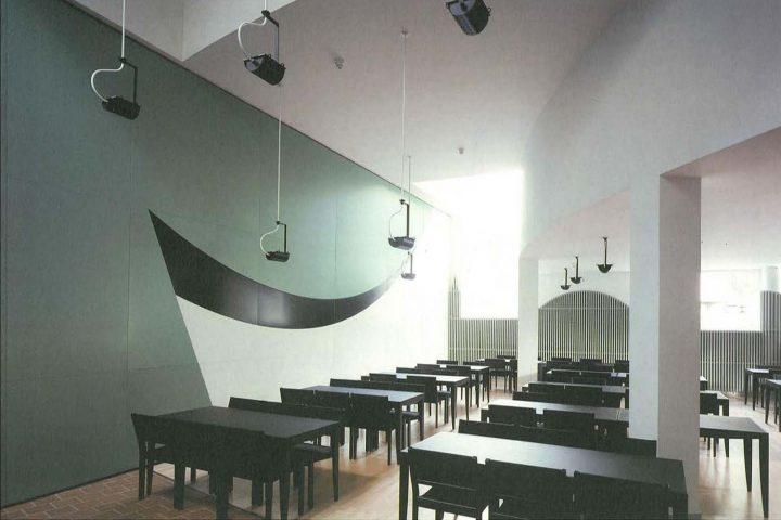 Small parish hall, St. Michael's Church