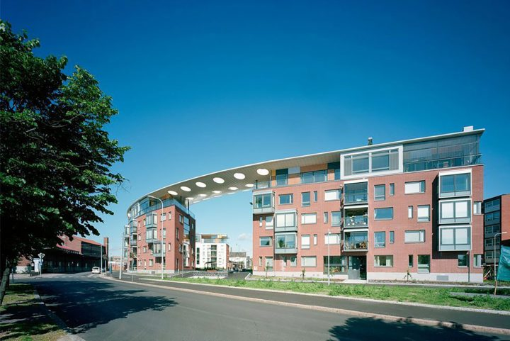 Street view, Stanssi & Svingi Housing