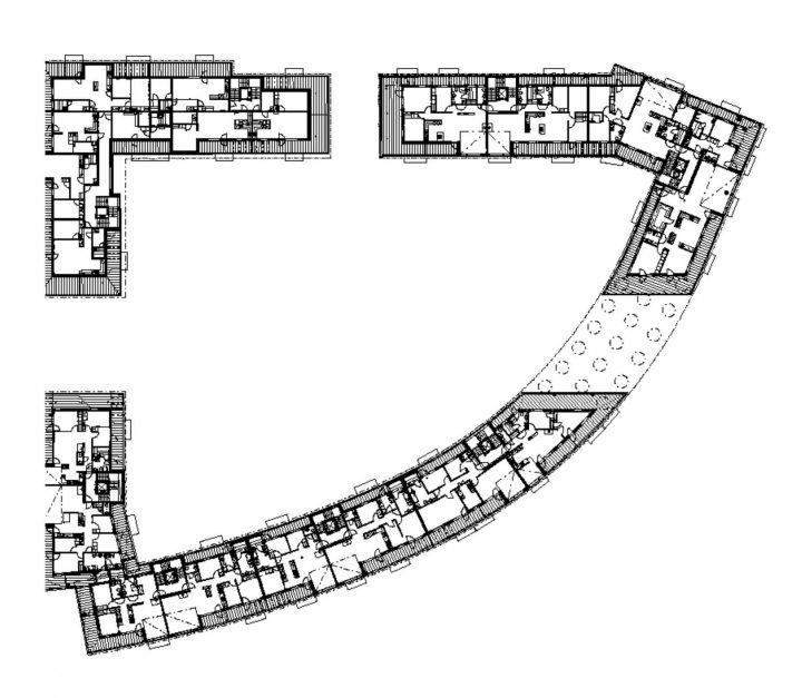 Top floor, Stanssi & Svingi Housing