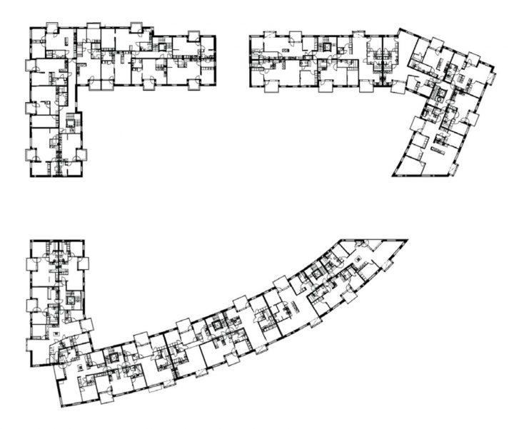 Third floor, Stanssi & Svingi Housing